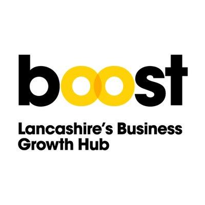Boost Lancashire logo