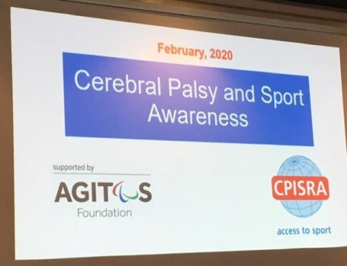Supporting African Coaches in Cerebral Palsy Awareness
